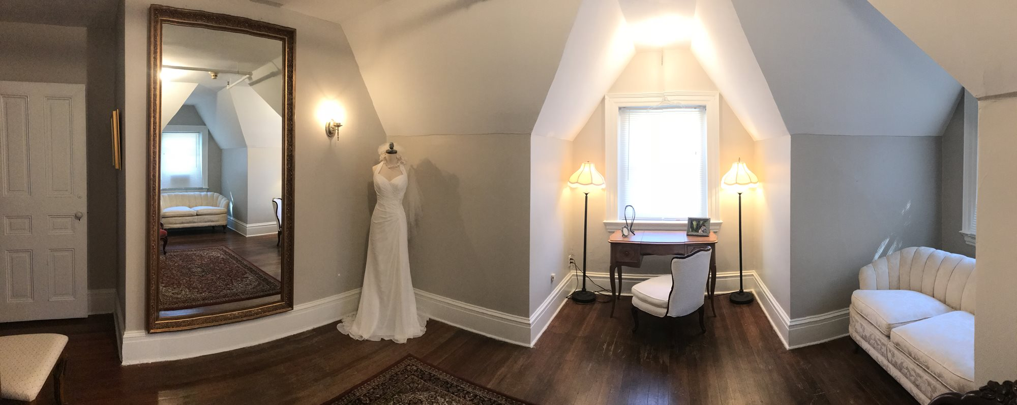 Pano Bridal Suite